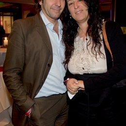 Video Night 2008 / Dieter Landuris mit Ehefrau Natascha Poster