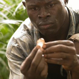 Blood Diamond, The / Djimon Hounsou Poster