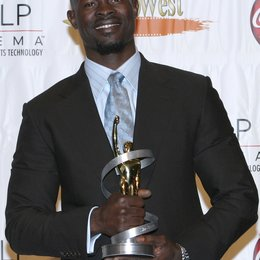 "Djimon Hounsou ""Supporting Actor of the Year-Award"" / 30. ShoWest in Las Vegas 2004 Poster"