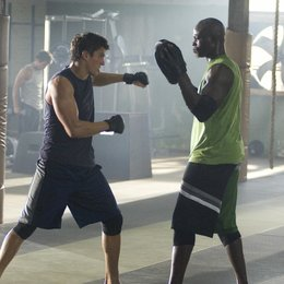 Fighters, The / Sean Faris / Djimon Hounsou Poster