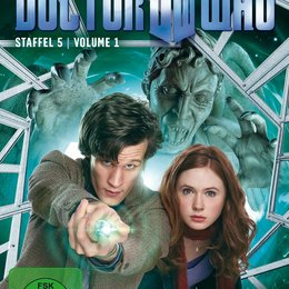 Doctor Who - Staffel 5, Volume 1 Poster