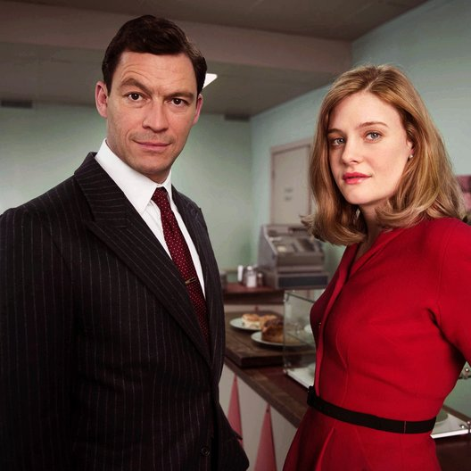 Hour, The / Romola Garai / Dominic West