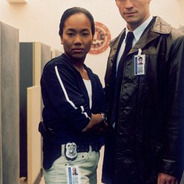 Wire, The / Sonja Sohn / Dominic West Poster