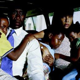 Hotel Ruanda / Don Cheadle / Sophie Okonedo Poster