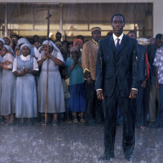 Hotel Ruanda / Hotel Rwanda / Don Cheadle Poster