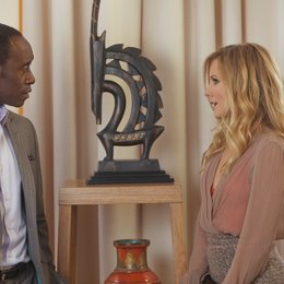 House of Lies / Kristen Bell / Don Cheadle Poster