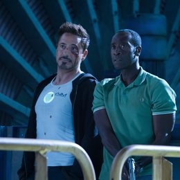 Iron Man 3 / Robert Downey Jr. / Don Cheadle