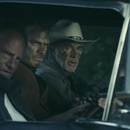 Cold in July / Sam Shepard / Michael C. Hall / Don Johnson Poster