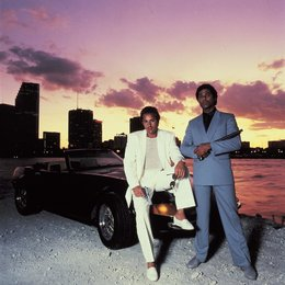 Miami Vice 1 - Zwei coole Typen in heißer Action / Don Johnson / Philip Michael Thomas Poster