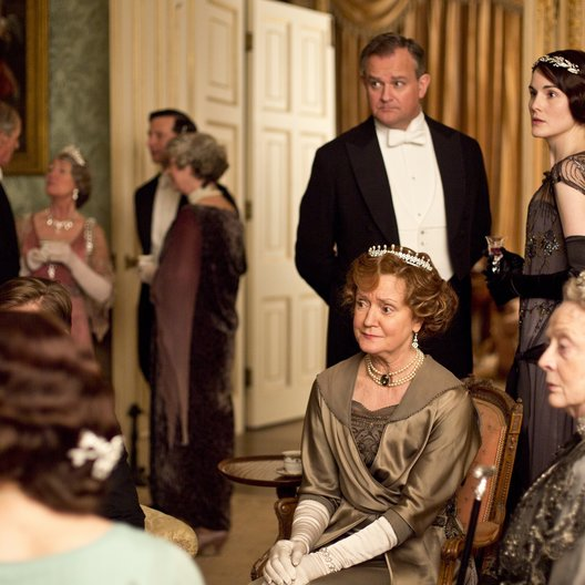 Downton Abbey - Staffel vier Poster