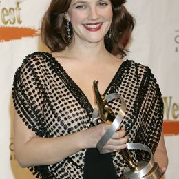 "Drew Barrymore / ""Distinguished Decade of Achievement in Film"" / 31. ShoWest Awards 2005 in Las Vegas Poster"