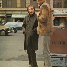 Asphalt Cowboy / Asphalt-Cowboy / Dustin Hoffman / Jon Voight Poster