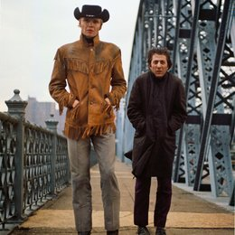 Asphalt Cowboy / Jon Voight / Dustin Hoffman Poster