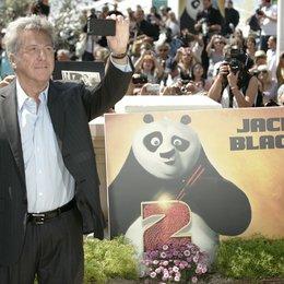 Dustin Hoffmann / 64. Filmfestspiele Cannes 2011 Poster