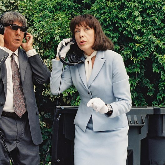 I Heart Huckabees / Dustin Hoffman / Lily Tomlin Poster