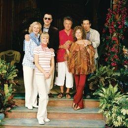 Meine Frau, ihre Schwiegereltern und ich / Blythe Danner / Teri Polo / Robert De Niro / Dustin Hoffman / Barbra Streisand / Ben Stiller Poster