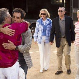 Meine Frau, ihre Schwiegereltern und ich / Dustin Hoffman / Ben Stiller / Blythe Danner / Robert De Niro / Teri Polo Poster