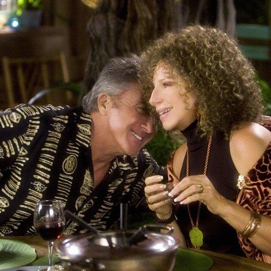 Meine Frau, ihre Schwiegereltern und ich / Dustin Hoffman / Barbra Streisand Poster