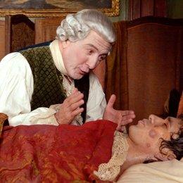 Parfum - Die Geschichte eines Mörders, Das / Dustin Hoffman / Ben Whishaw Poster