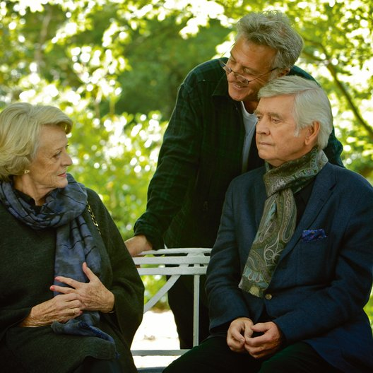 Quartett / Quartet / Maggie Smith / Dustin Hoffman / Tom Courtenay