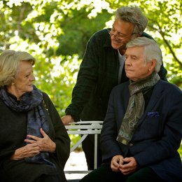 Quartett / Set / Maggie Smith / Dustin Hoffman