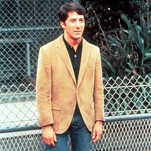 Reifeprüfung, Die / Dustin Hoffman Poster