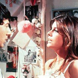 Reifeprüfung, Die / Dustin Hoffman / Katharine Ross Poster