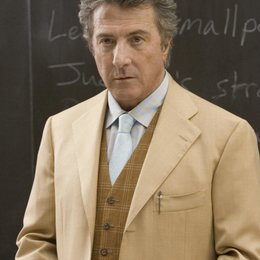 Schräger als Fiktion / Dustin Hoffman Poster
