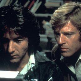Unbestechlichen, Die / Dustin Hoffman / Robert Redford Poster