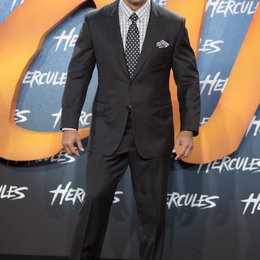 "Dwayne Johnson / Filmpremiere ""Hercules"" Poster"