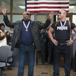 etwas anderen Cops, Die / Samuel L. Jackson / Dwayne Johnson Poster