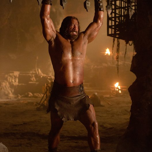 Hercules / Dwayne Johnson Poster