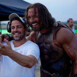 Hercules / Set / Brett Ratner / Dwayne Johnson