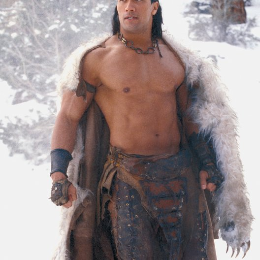 "Scorpion King, The / Dwayne ""The Rock"" Johnson Poster"