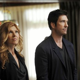American Horror Story / Dylan McDermott / Connie Britton / Teddy Sears Poster