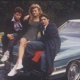 License To Drive / Heather Graham / Corey Feldman / Daddy's Cadillac Poster