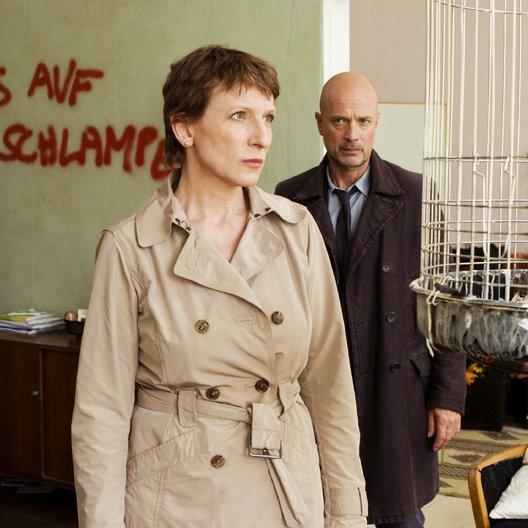 Kriminalist: Das Vogelmädchen, Der (ZDF / SF DRS) / Christian Berkel / Dagmar Manzel Poster