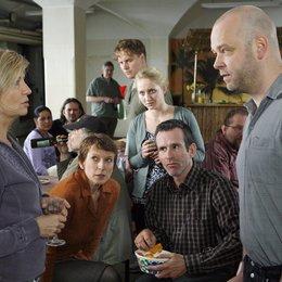Tatort: Stille Wasser (RB) / Sabine Postel / Robert Gallinowski / Anna Maria Mühe / Janek Rieke / Dagmar Manzel / Ulrich Matthes Poster