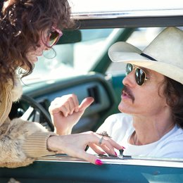 Dallas Buyers Club / Jared Leto / Matthew McConaughey Poster