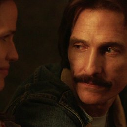 Dallas Buyers Club / Jennifer Garner / Matthew McConaughey Poster