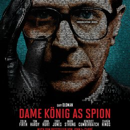 Dame König As Spion / Dame, König, As, Spion Poster