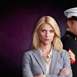 Homeland / Claire Danes / Damian Lewis Poster