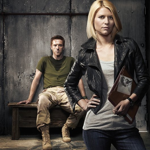 Homeland / Damian Lewis / Claire Danes Poster
