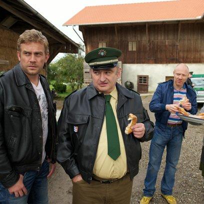 Dampfnudelblues. Ein Eberhoferkrimi / Sebastian Bezzel / Sigi Zimmerschied / Dampfnudelblues. Ein Eberhoferkrimi (TV-Fassung) Poster