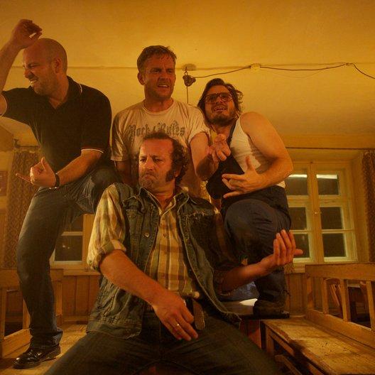 Dampfnudelblues. Ein Eberhoferkrimi / Stefan Zinner / Sebastian Bezzel / Max Schmidt / Daniel Christensen