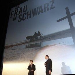 """Daniel Radcliffe / Markus Zimmer / Filmpremiere """"The Woman in Black """"Concorde Filmtradeshow Münchner Filmwoche Poster"""