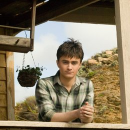 December Boys / Daniel Radcliffe Poster