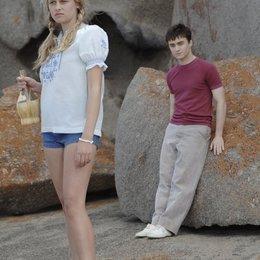 December Boys / Teresa Palmer / Daniel Radcliffe Poster