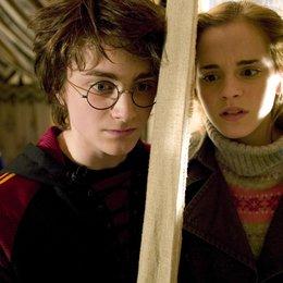 Harry Potter und der Feuerkelch / Daniel Radcliffe / Emma Watson Poster