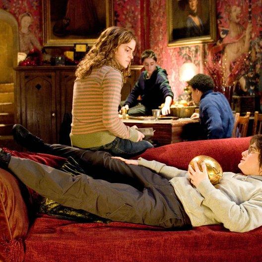 Harry Potter und der Feuerkelch / Emma Watson / Daniel Radcliffe Poster